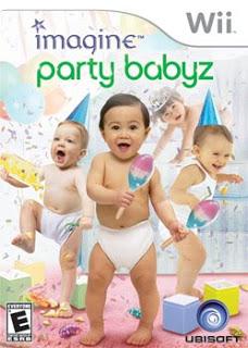 Imagine Party Babyz box art