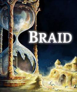 Braid box art