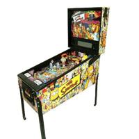 Stern Simpsons Pinball