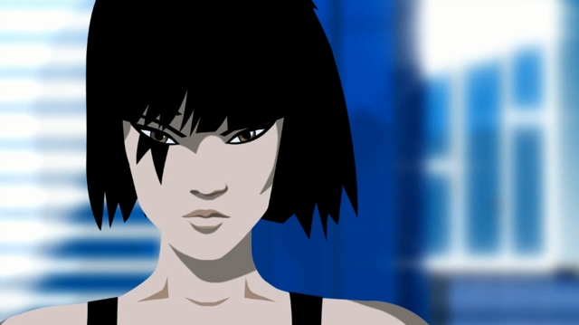 Animated rendition of Faith