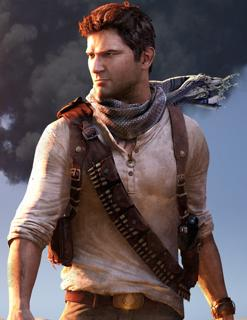Nathan Drake from Uncharted