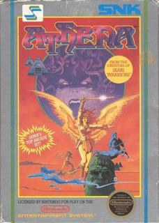 Athena box art