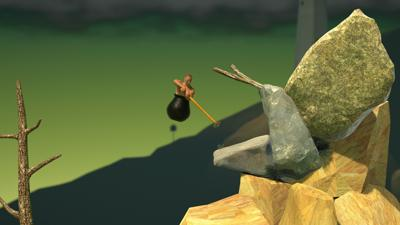 Getting Over It screenshot