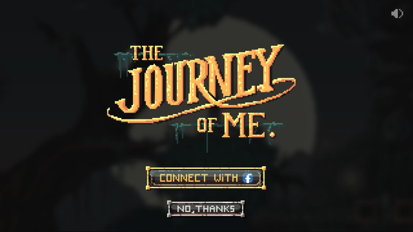 The Journey of Me title screen
