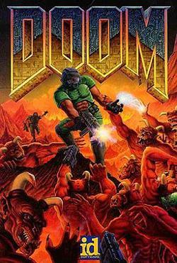 Cover art for DOOM