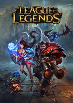 Cover art for League of Legends