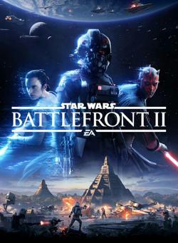 Cover art for Star Wars Battlefront II