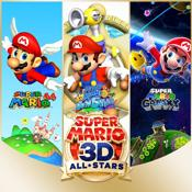 Super Mario 3D All-Stars cover