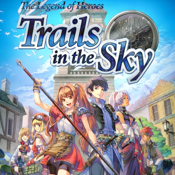 The Legend of Heroes: Trails in the Sky cover