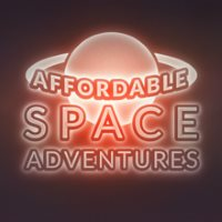 Affordable Space Adventures cover art