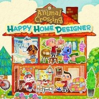 Animal Crossing: Happy Home Designer cover art
