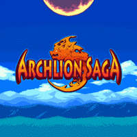 Archlion Saga cover art