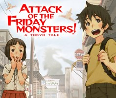 Attack of the Friday Monsters! A Tokyo Tale cover art