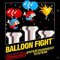 Balloon Fight cover art