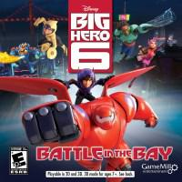 Big Hero 6: Battle in the Bay cover art