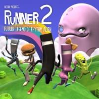 BIT.TRIP Presents... Runner2: Future Legend of Rhythm Alien cover art