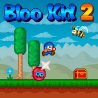 Bloo Kid 2 cover art
