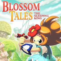 Blossom Tales: The Sleeping King cover art
