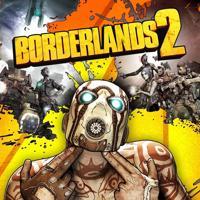 Borderlands 2 cover art