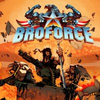Broforce cover art