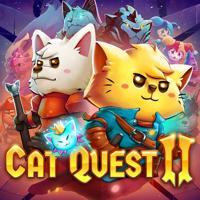 Cat Quest II cover art