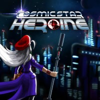 Cosmic Star Heroine cover art