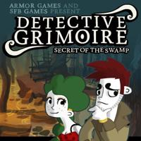 Detective Grimoire cover art