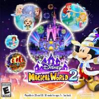 Disney Magical World 2 cover art