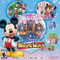 Disney Magical World cover art