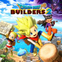 Dragon Quest Builders 2 cover art