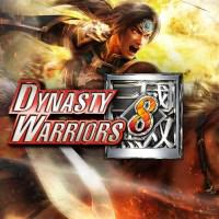 Dynasty Warriors 8 cover art