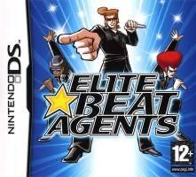 Elite Beat Agents cover art