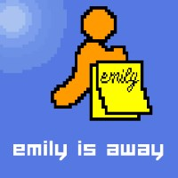 Emily is Away cover art