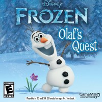 Frozen: Olaf's Quest cover art