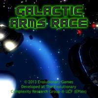 Galactic Arms Race cover art