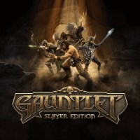 Gauntlet: Slayer Edition cover art