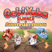 Geki Yaba Runner Anniversary Edition cover art