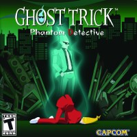 Ghost Trick: Phantom Detective cover art