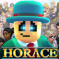 Horace cover art