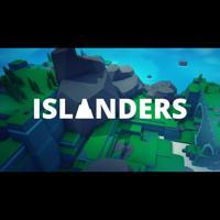 ISLANDERS cover art