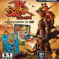Jak and Daxter Collection cover art
