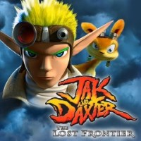 Jak and Daxter: The Lost Frontier cover art