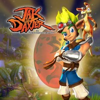 Jak and Daxter: The Precursor Legacy cover art