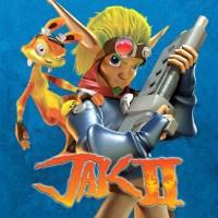 Jak II cover art
