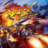 Jak X: Combat Racing cover art