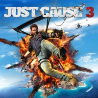 Just Cause 3 cover art