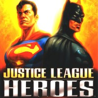 Justice League Heroes cover art