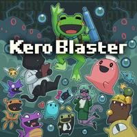 Kero Blaster cover art