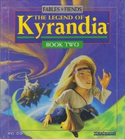 Legend of Kyrandia: The Hand of Fate cover art