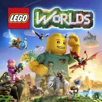 LEGO Worlds cover art
